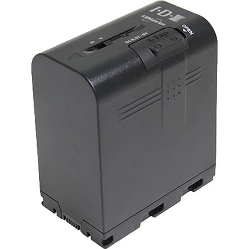 JVC IDX Battery for GY-HM600U, GY-HM650U, GY-HMQ10U, SSL-JVC75