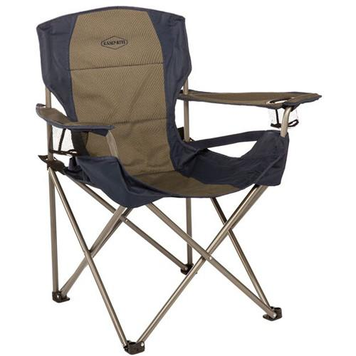 KAMP-RITE Folding Chair with Lumbar Support CC026