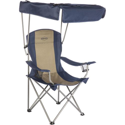 KAMP-RITE  Folding Chair with Shade Canopy CC463