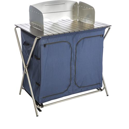 KAMP-RITE  Kwik Pantry with Cooking Table KPT172