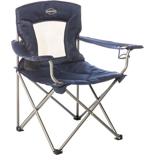 KAMP-RITE  Padded Chair with Mesh Back CC035