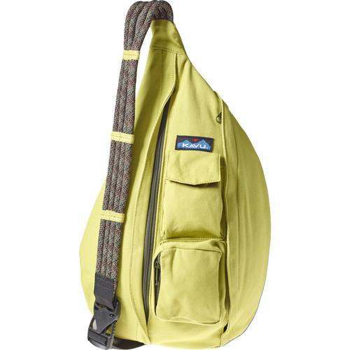 KAVU  Rope Bag (Acid Green) 923-271
