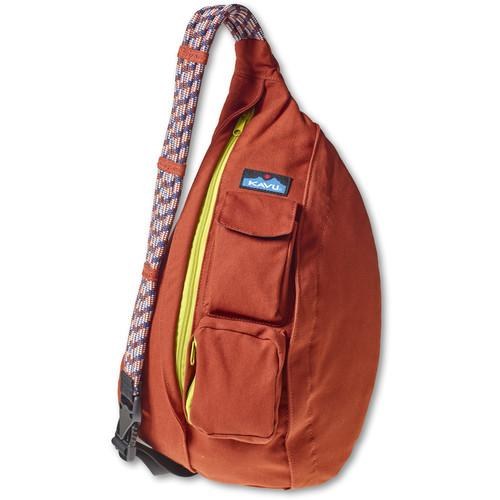 KAVU  Rope Bag (Rust) 923-83