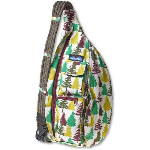 KAVU  Rope Bag (Woodlands) 923-373