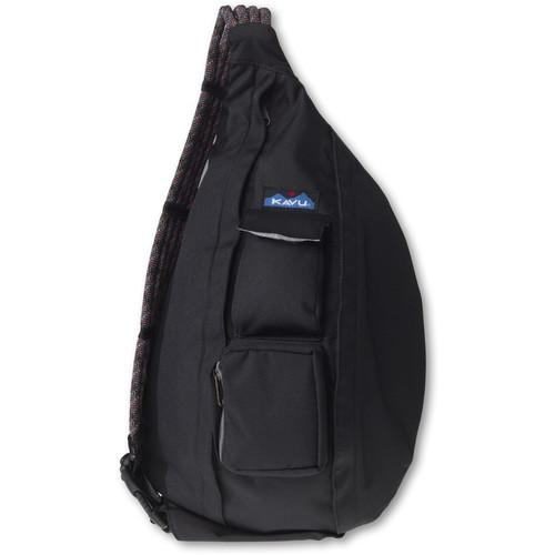 KAVU  Rope Sling Bag (Black) 944-20