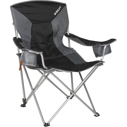 Kelty  Deluxe Lounge Chair (Black) 61510213BK