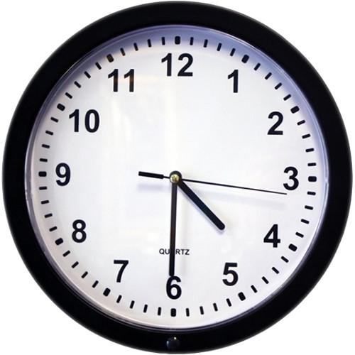 KJB Security Products Xtreme Life 720p Wall Clock SC7007HD