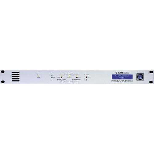 Klark Teknik DN9652 Dual Digital Audio Network Bridge DN9652