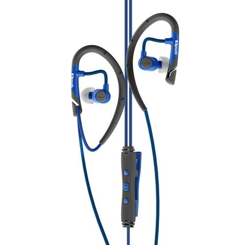 Klipsch  AS-5i Pro Sport Earphones (Blue) 1062328