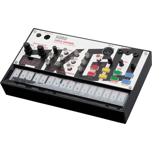 Korg volca sample - Limited Edition OK GO - Digital VOLCAOKGO
