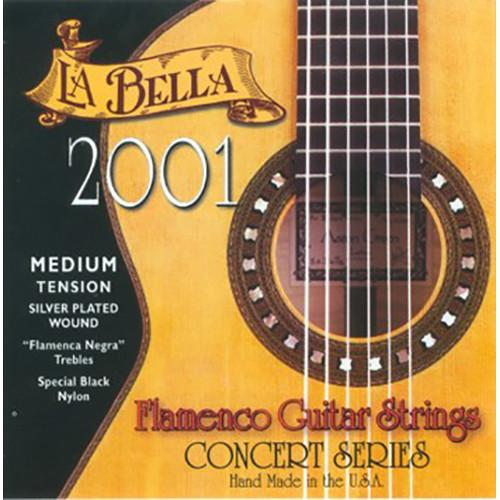 LABELLA 2001 Flamenco Medium Tension Classical Guitar 2001FM