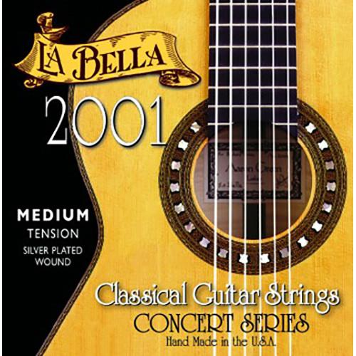 LABELLA 2001 Medium Tension Classical Guitar Strings 2001M