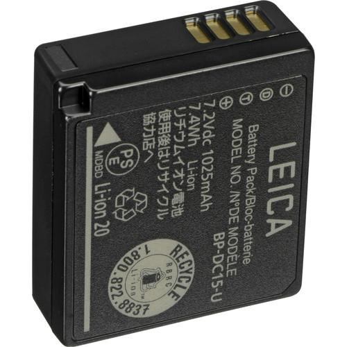 Leica BP-DC15 Li-ion Battery for D-LUX (Typ 109) 18545