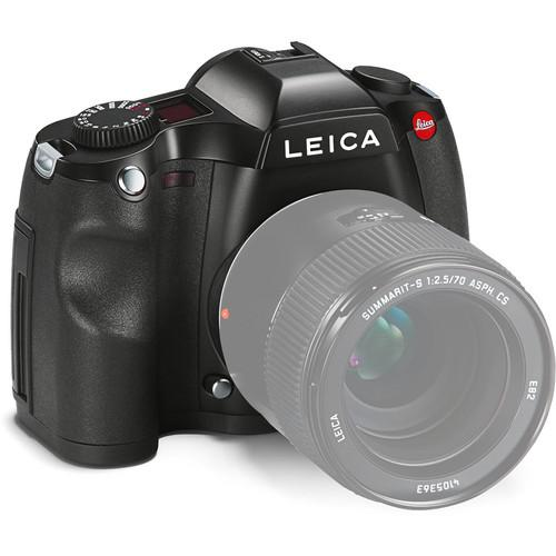 Leica S (Typ 006) Medium Format DSLR Camera with 70mm Lens 10824