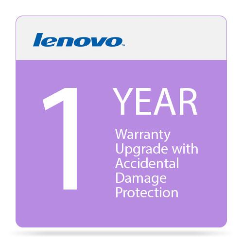 Lenovo 1-Year Warranty Upgrade with Accidental Damage 5PS0H30283