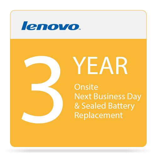 Lenovo 3-Year Onsite Next Business Day & Sealed 5WS0E97143