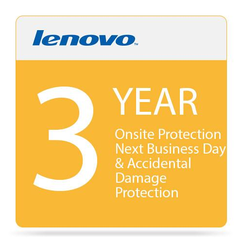 Lenovo Onsite Protection Next Business Day & 5PS0K40387