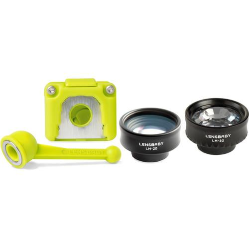 Lensbaby Creative Mobile Kit for Android & iPhone LBCMK-A5C