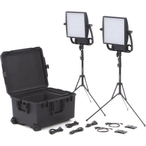 Litepanels Astra 1x1 Bi-Color LED Traveler Duo Gold 935-3008