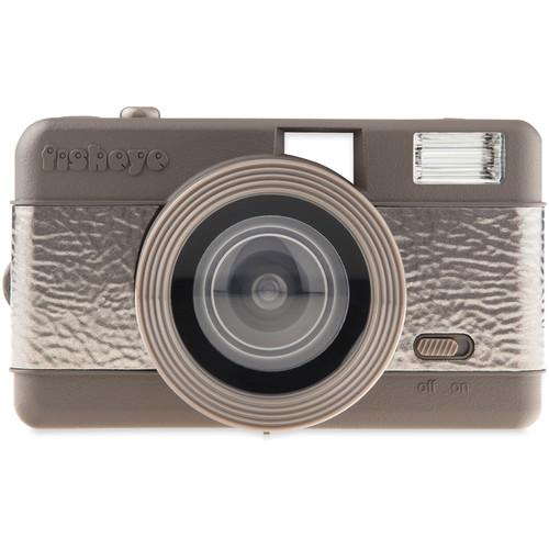Lomography Fisheye One 35mm Camera (Olive/Gray) FCP100GREY