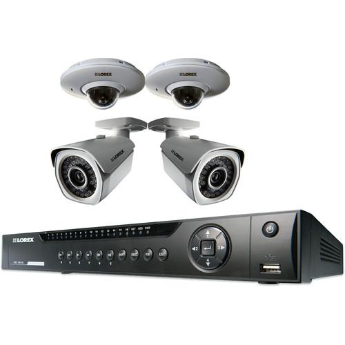 Lorex by FLIR 8-Channel 1080p NVR with 2TB HDD and LNR4082TC2P2B