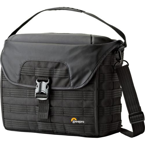 Lowepro ProTactic SH 200 AW Camera Shoulder Bag (Black) LP36934