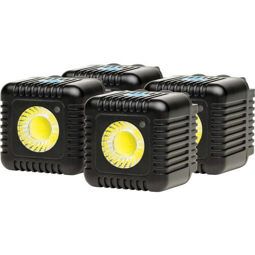 Lume Cube 1500 Lumen Light (Black, Four-Pack) LC-44B