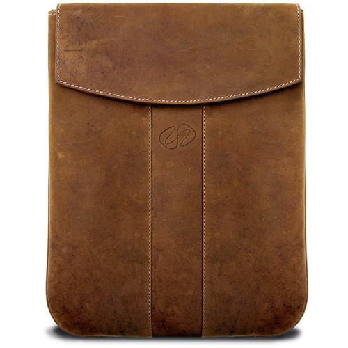 MacCase  Premium Leather iPad Sleeve LPADSL-VNV