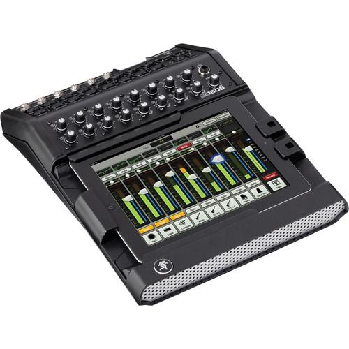 Mackie DL1608 16-Channel Digital Live Sound Mixer Kit