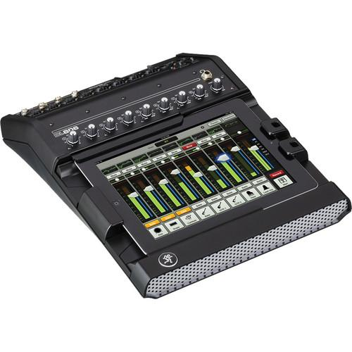 Mackie DL806 iPad-Controlled 8-Channel Digital DL806-LIGHTNING