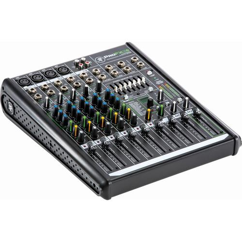 Mackie Mackie ProFX8v2 - 8-Channel Live Sound Mixer