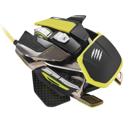 Mad Catz PLN2037 R.A.T. Pro X Ultimate Gaming MCB4371800P6/02/1