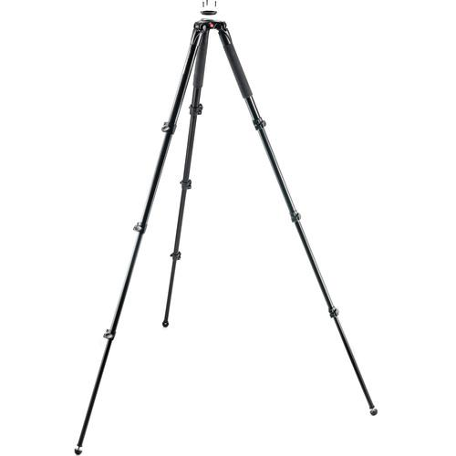 Manfrotto MVT535AQ Aluminum 75mm Bowl Tripod and MVH502A Pro