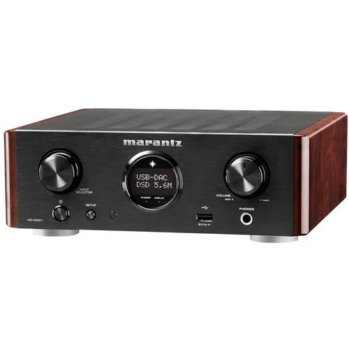 Marantz HD-DAC1 Headphone Amplifier with DAC-Mode HDDAC1