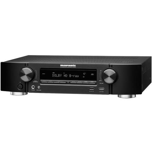 Marantz NR1504 5.1-Channel Slim Network AV Receiver NR1504