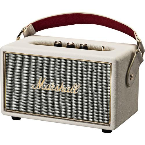 Marshall Audio Kilburn Portable Bluetooth Speaker (Cream)