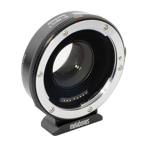 Metabones Canon EF Lens to Blackmagic 2.5k MB_SPEF-BMCC-BT1