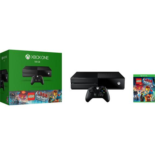 Microsoft Xbox One The LEGO Movie Videogame Bundle 5C7-00143