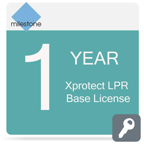 Milestone Care Premium for XProtect LPR Base MCPR-YXPLPRBL