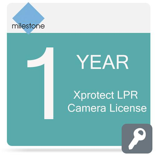Milestone Care Premium for XProtect LPR Camera MCPR-YXPLPRCL