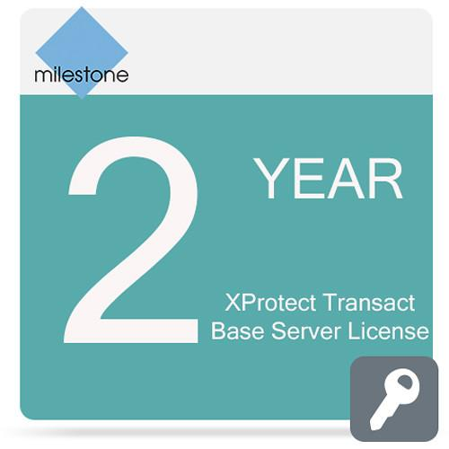Milestone Care Premium for XProtect Transact Base MCPR-Y2XPTBS