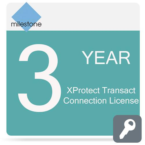 Milestone Care Premium for XProtect Transact MCPR-Y3XPTC1
