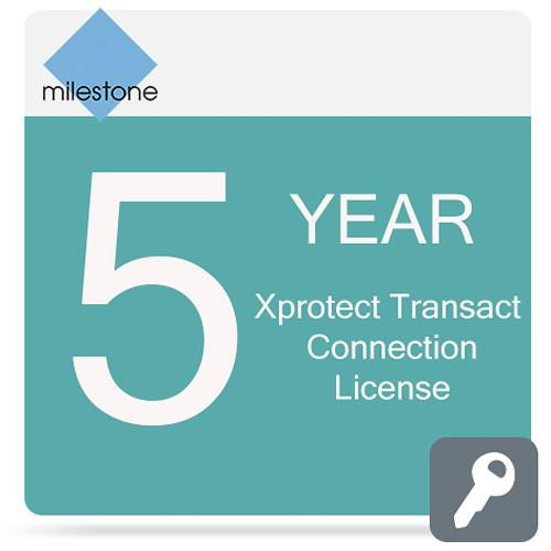 Milestone Care Premium for XProtect Transact MCPR-Y5XPTC1