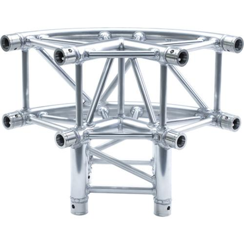 Milos QuickTruss Ultra 3-Way Curved Corner Junction QLUU31-KRS