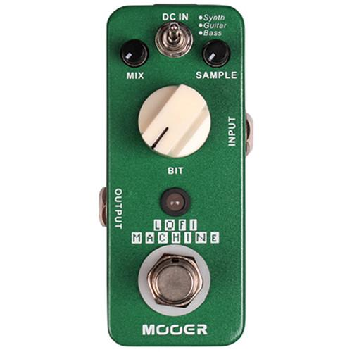 MOOER Micro Series Lofi Machine Sample Reducing Pedal MSE1