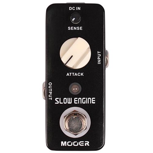 MOOER Micro Series Slow Engine Slow Motion Pedal MSG1