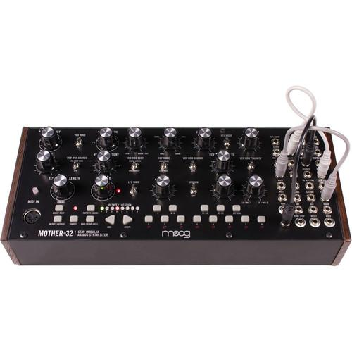 Moog Mother-32 Semi-Modular Analog Synthesizer MOTHER-32