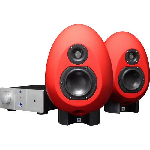 Munro Sonic EGG100 Monitoring System (Red) MS-EGG100-RED