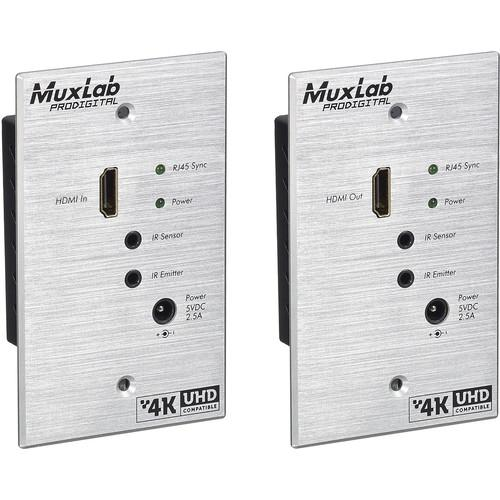 MuxLab 500451-WP-UK-TX HDMI Transmitter for UK 500451-WP-UK-TX
