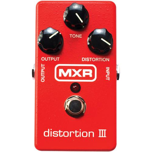 MXR  M115 Distortion III Pedal M115